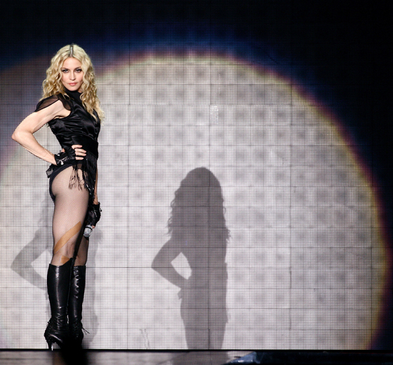Madonna Is One Sticky, Sweet, Child of God