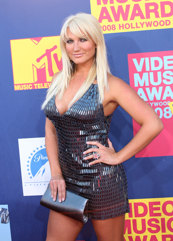 VIDEO: Brooke Hogan at the VMAs