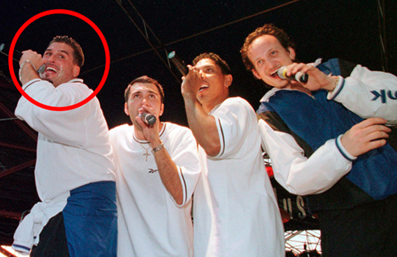 The Oklahoman reports that former Color Me Badd singer Bryan Abrams