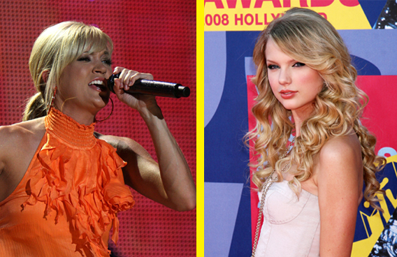 Carrie Underwood and Taylor Swift Are CMA-Worthy