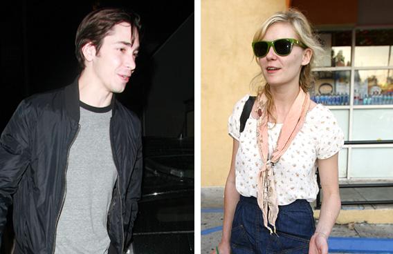 Kirsten Dunst Says Justin Long Rumors All Wrong