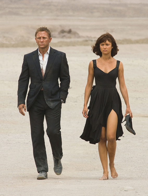 VIDEO PREVIEW: 'Quantum of Solace' Trailer