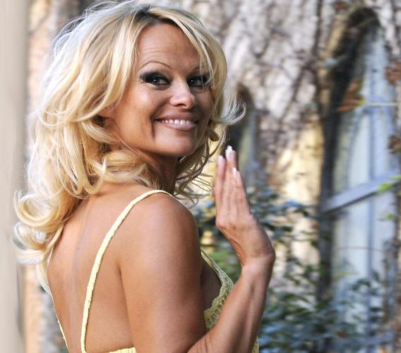 Pam Anderson and Micheal Jackson: Just Pals