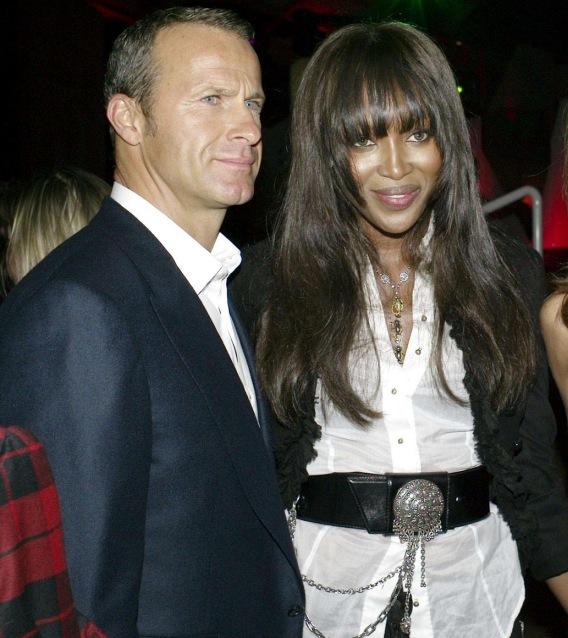Naomi Campbell's Boyfriend: Not Loving Life