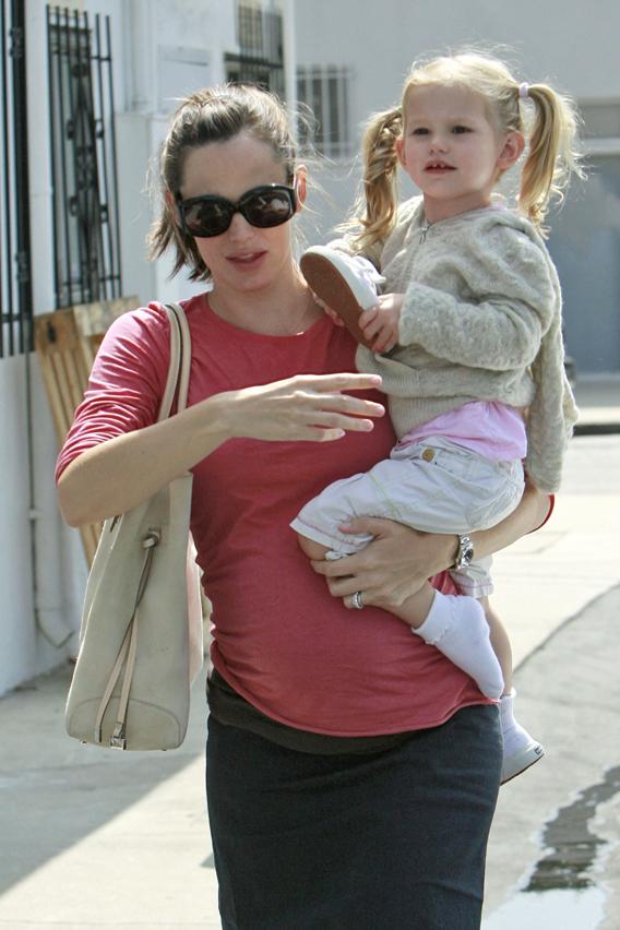 Jennifer Garner Is Suddenly Super Pregnant