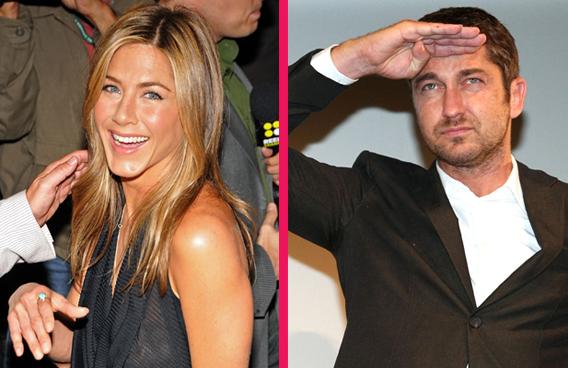 Is Gerard Butler Jennifer Aniston's Next Rebound?-photo