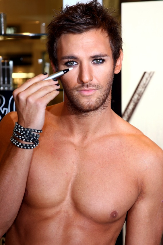 Guyliner Just Got a Lot Classier Thanks to Europe