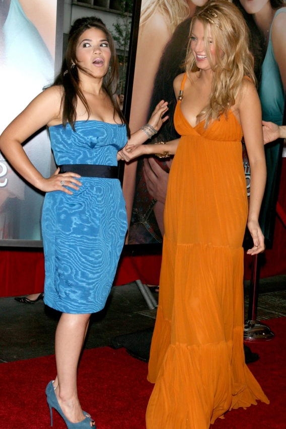 America Ferrera Slams 'Gossip Girl' and 'The Hills'