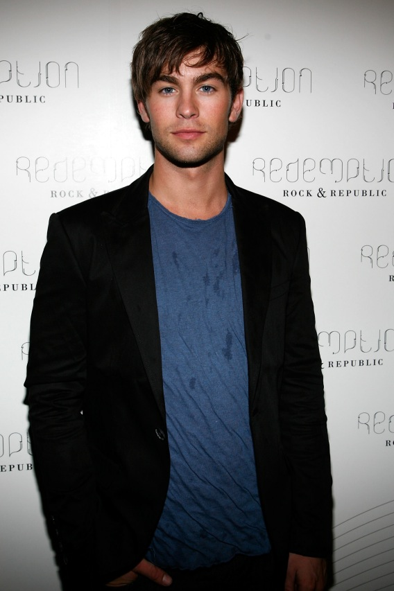 Chace Crawford May Be New Face of Versace