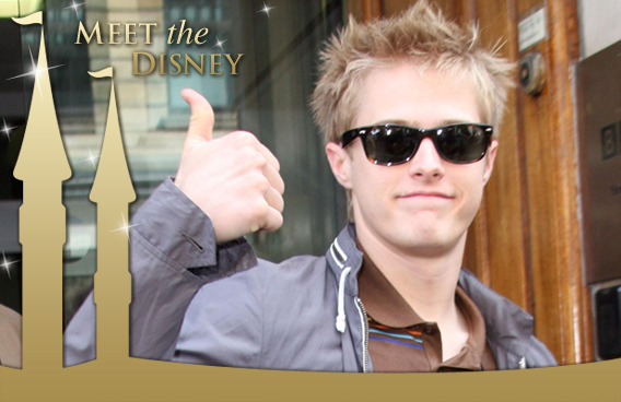 Lucas Grabeel: Meet The Disney