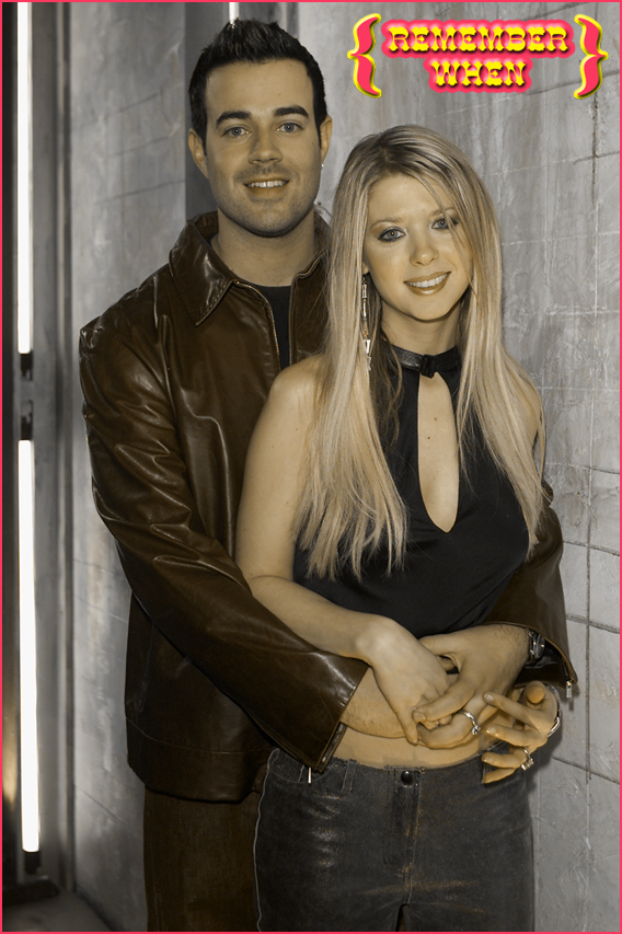 Remember When: Tara Reid Dated Carson Daly?