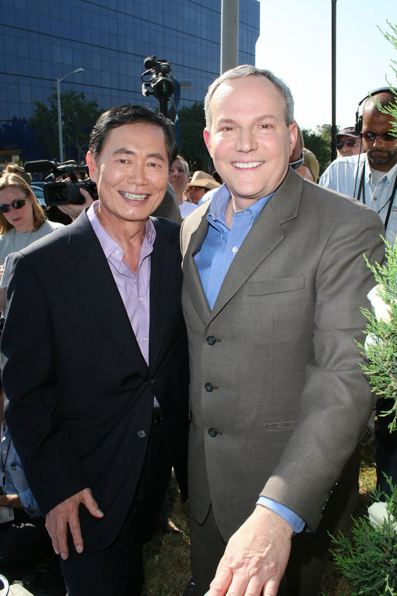 'Heroes' Actor George Takei Marries Brad Altman