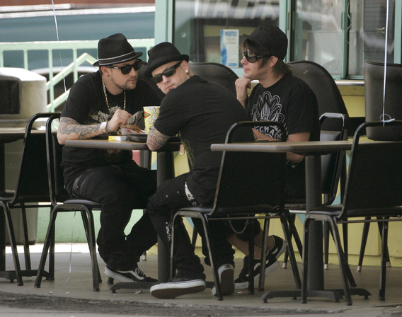 The Madden Brothers Have a Beef with Each Other