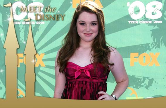 Jennifer Stone: Meet the Disney