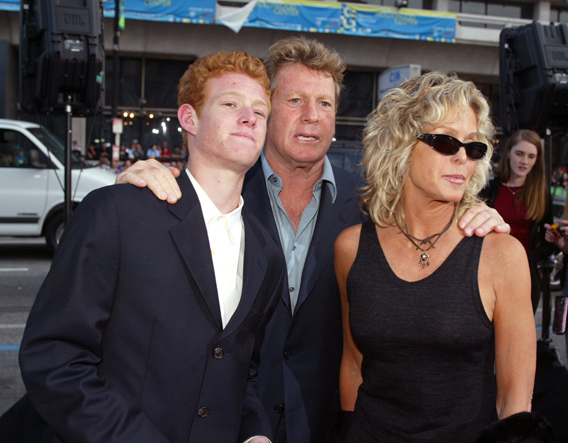 Ryan O'Neal and Clan: One Methed-Up Family