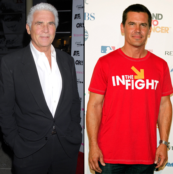 Josh Brolin Thinks His Dad Is Hot