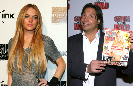 Joe Francis Sets It All Straight with Lindsay Lohan