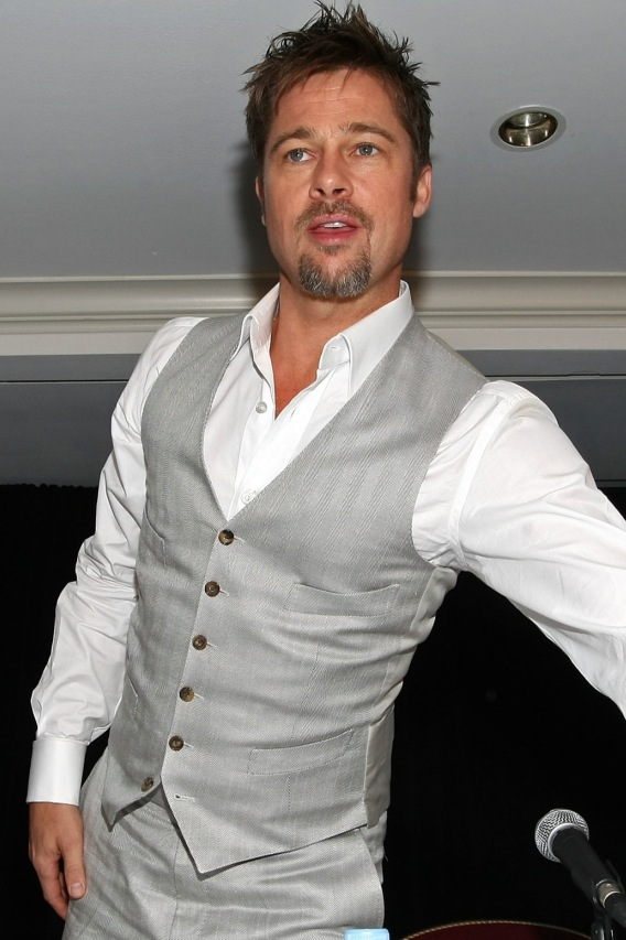 Brad Pitt Fights Ban on Gay Marriage