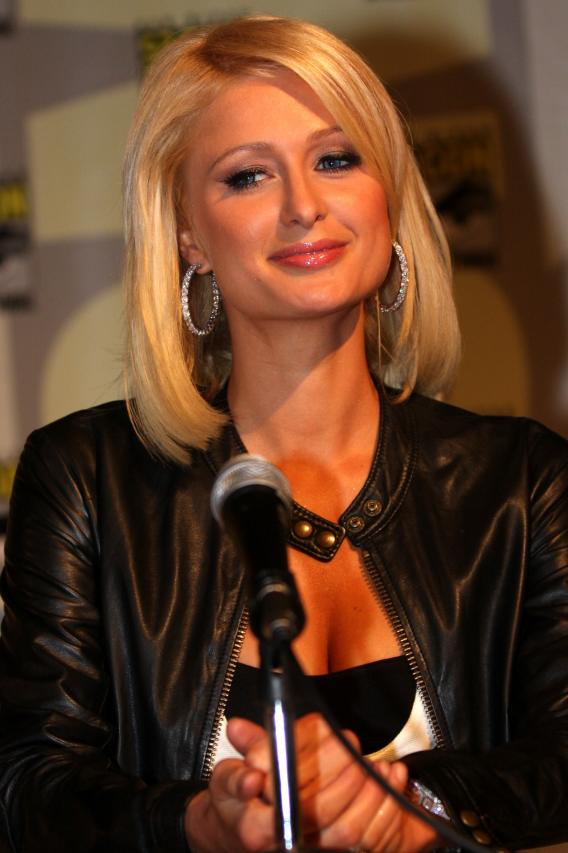 Paris Hilton Wants You To Know She's a Working Girl