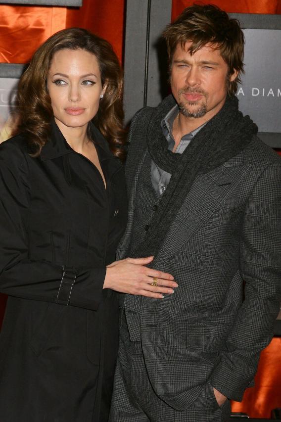 Angelina Jolie Needs a Maid