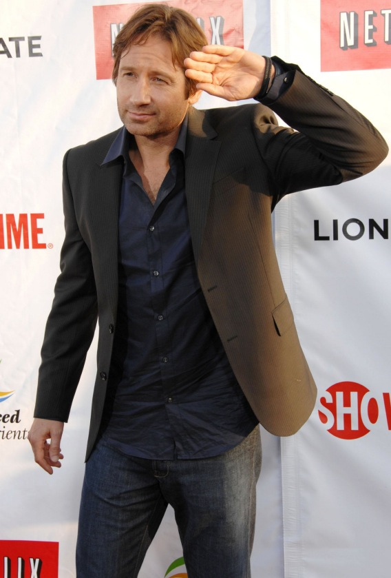 David Duchovny: Still Keeping It in His Pants