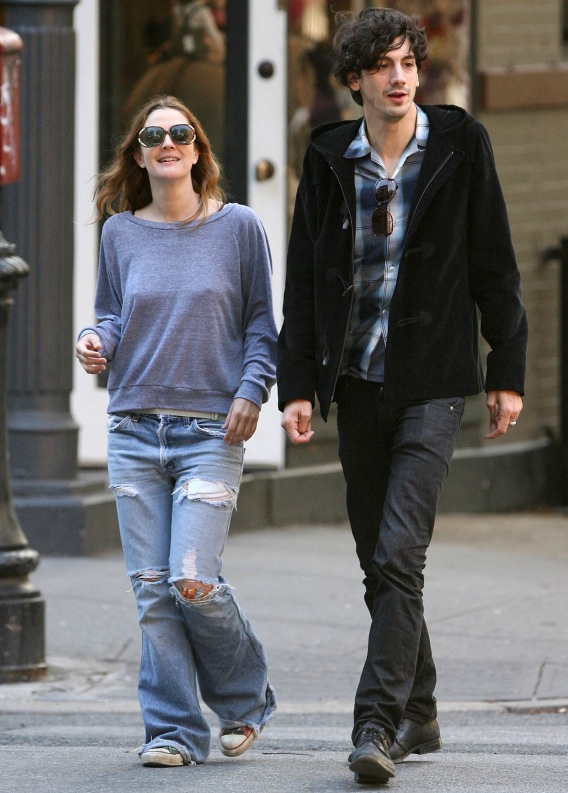 Drew Barrymore: Back on the Relationship Horse?