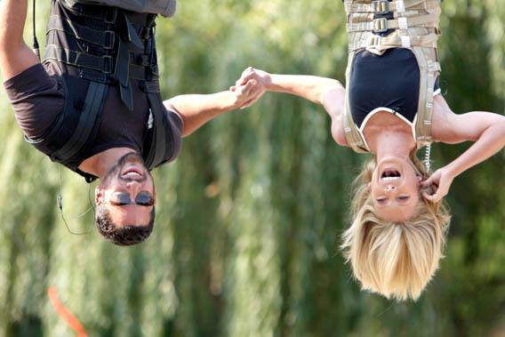 Kelly Ripa Hangs Up David Blaine