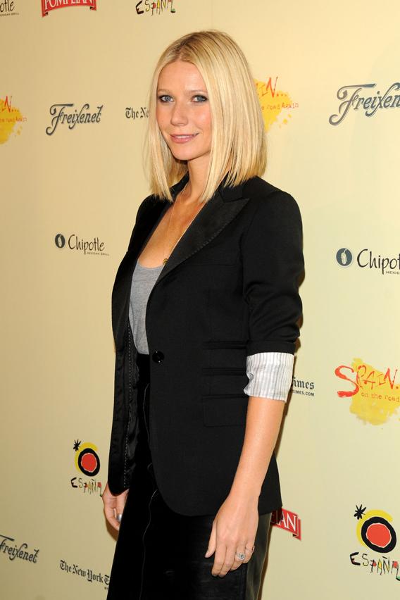 Gwyneth Paltrow's New Web Site Is Full of GOOP
