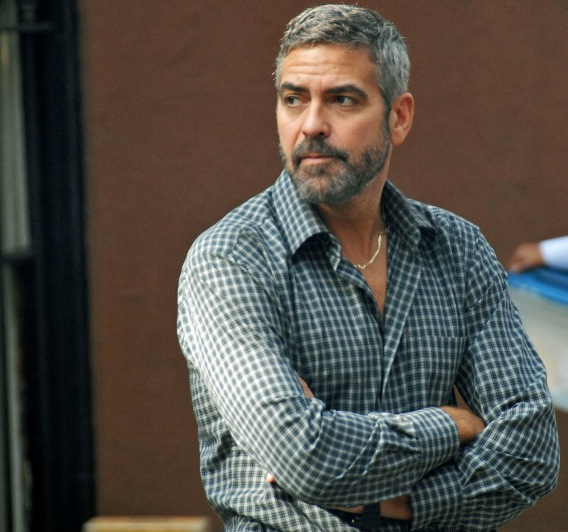 George Clooney: No Trip to the 'ER'