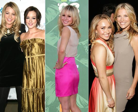 Kristen Bell's 'Gossip Girl' vs. 'Heroes' Dilemma