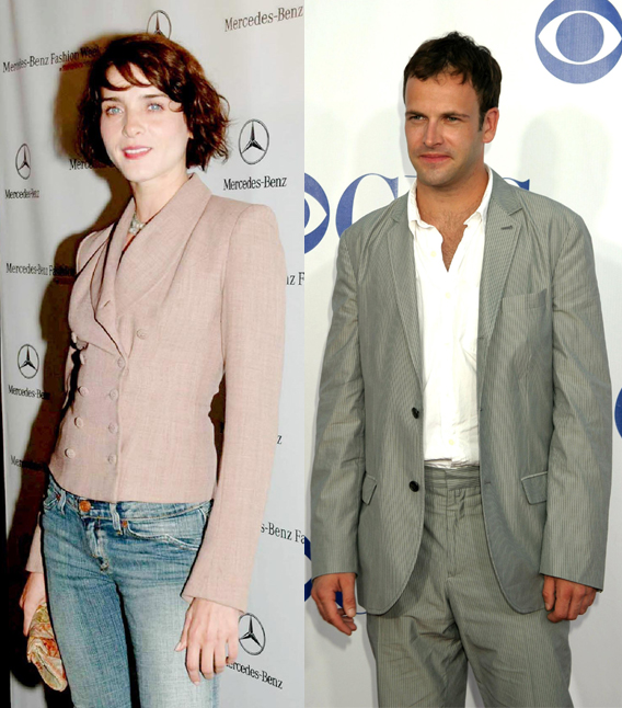 Johnny Lee Miller and Michele Hicks Expecting Baby