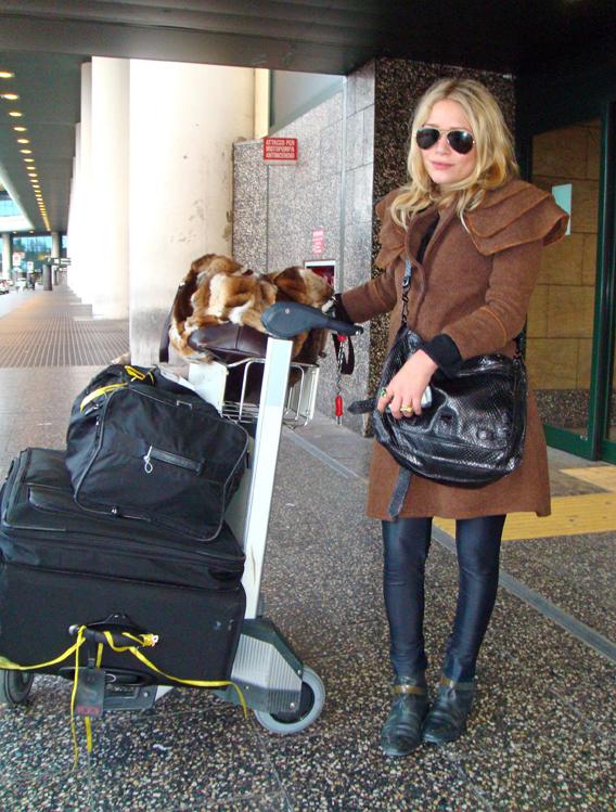 Mary-Kate Olsen: Ciao Italia!