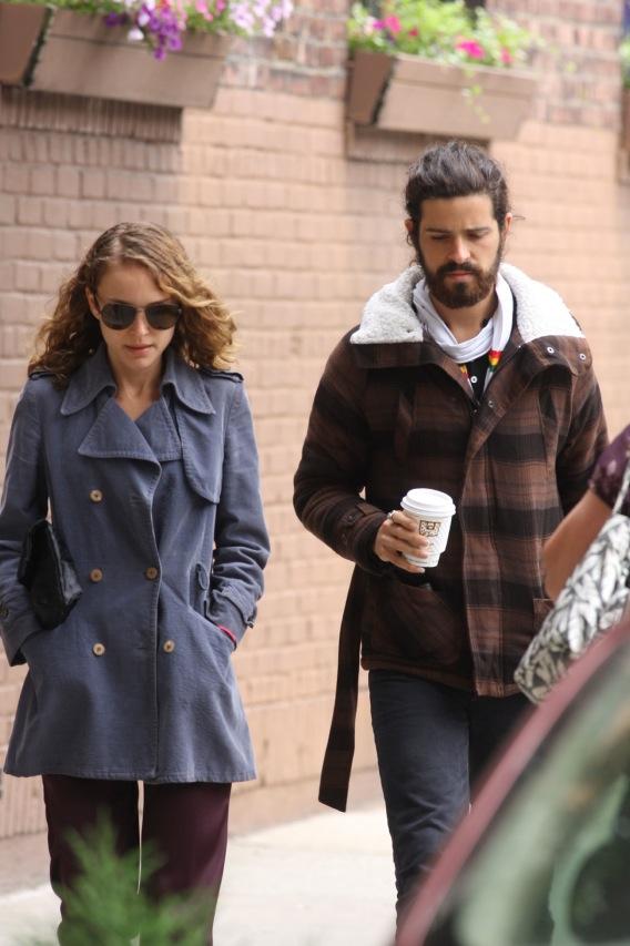 Natalie Portman and Bearded Hippie Break Up
