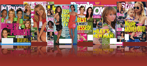 Simply Tabulous #13: This Week in the Celeb Press