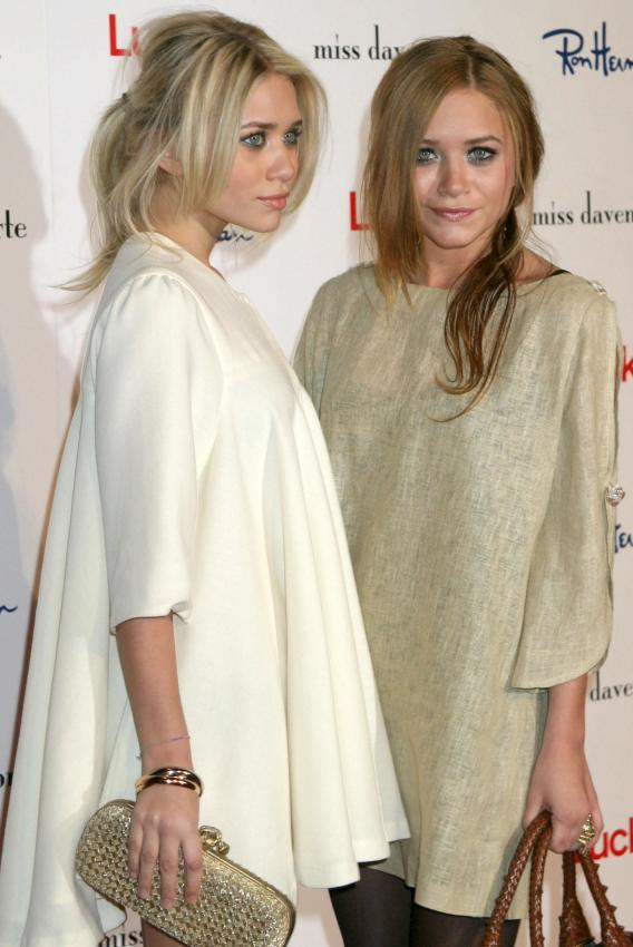 The Olsen Twins: Frenemies?
