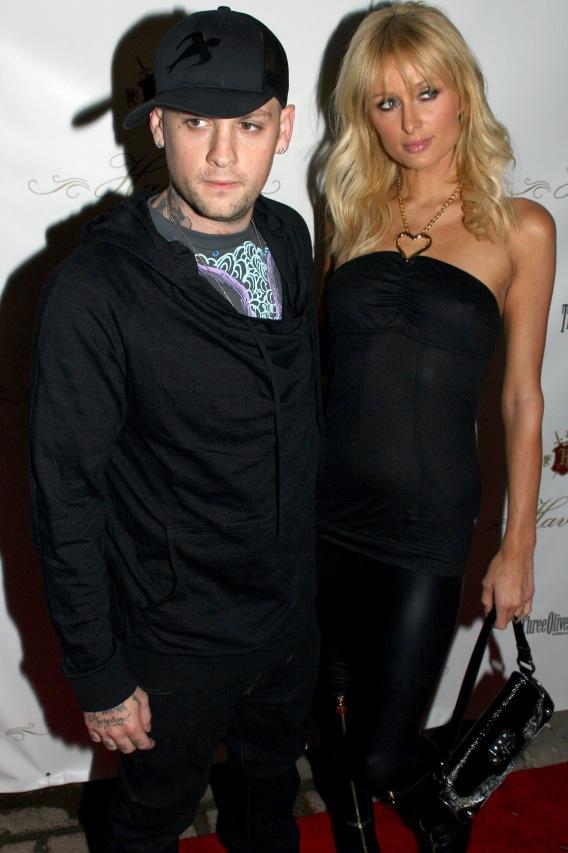 Paris Hilton and Benji Madden Seek Safe Haven