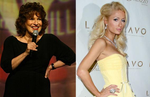 Paris Hilton vs. Joy Behar: Catfight!!!!