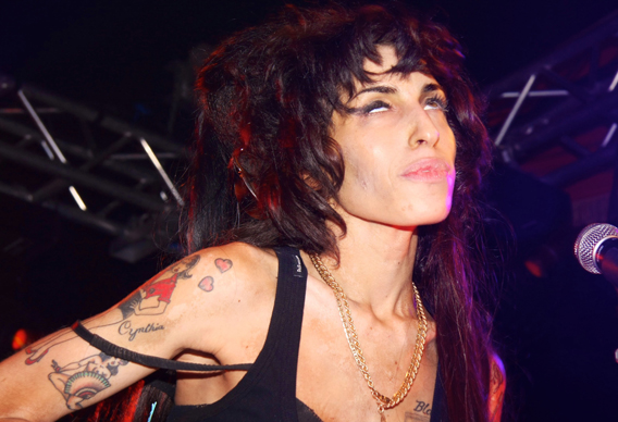 Amy Winehouse: Looking Rough for End of Summer