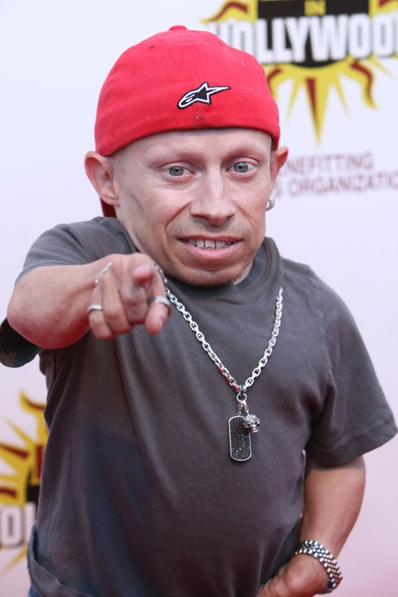 Verne Troyer and Wee Man in Love Triangle