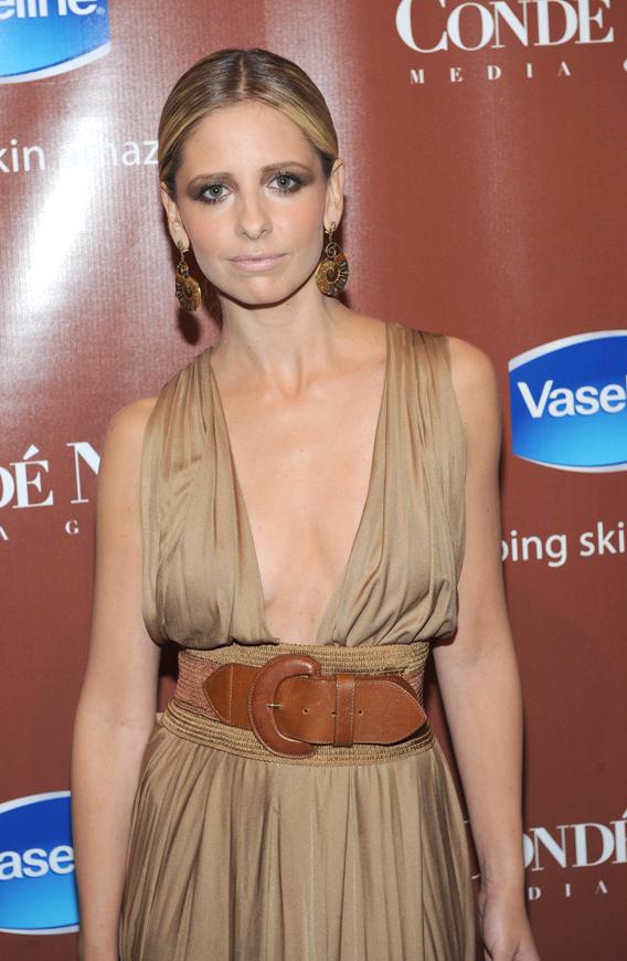 Sarah Michelle Geller: Buffy's Back?