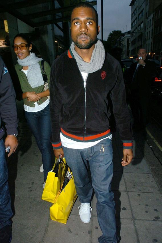 Kanye West: Not Gellin' Like a Felon