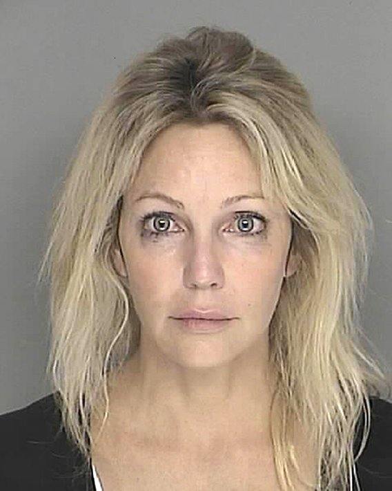 Heather Locklear's Arrest Began with a Pair of Shades