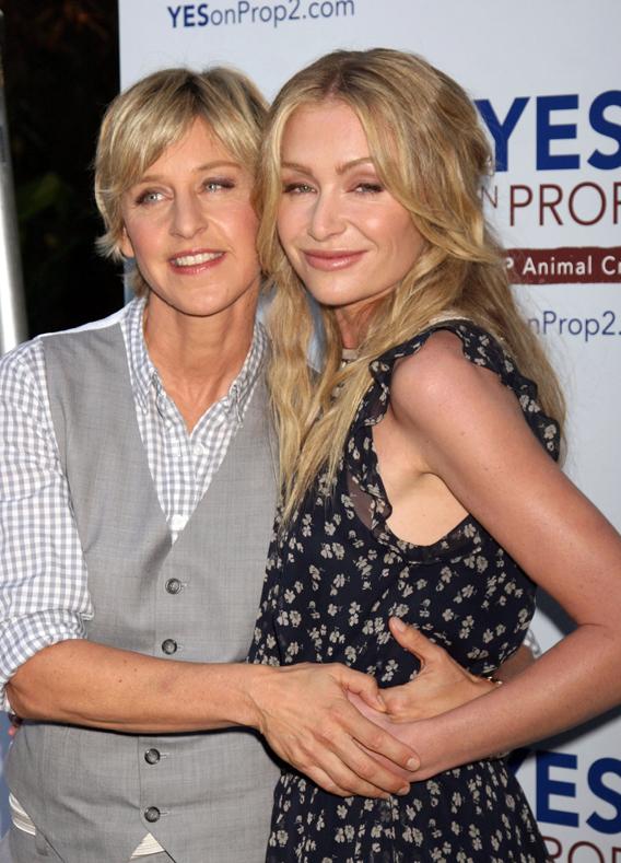 Ellen DeGeneres: Softened By Marriage
