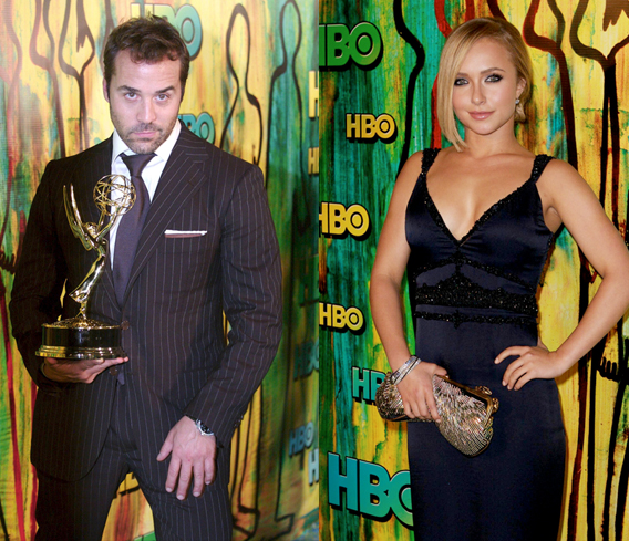 Did Jeremy Piven Try to Pick Up Hayden Panettiere?