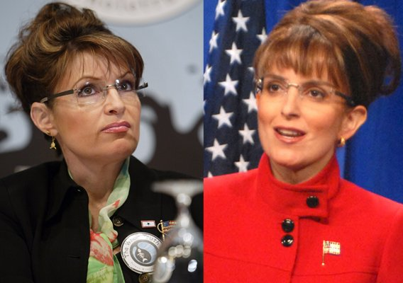 VIDEO: Tina Fey Does Sarah Palin Again