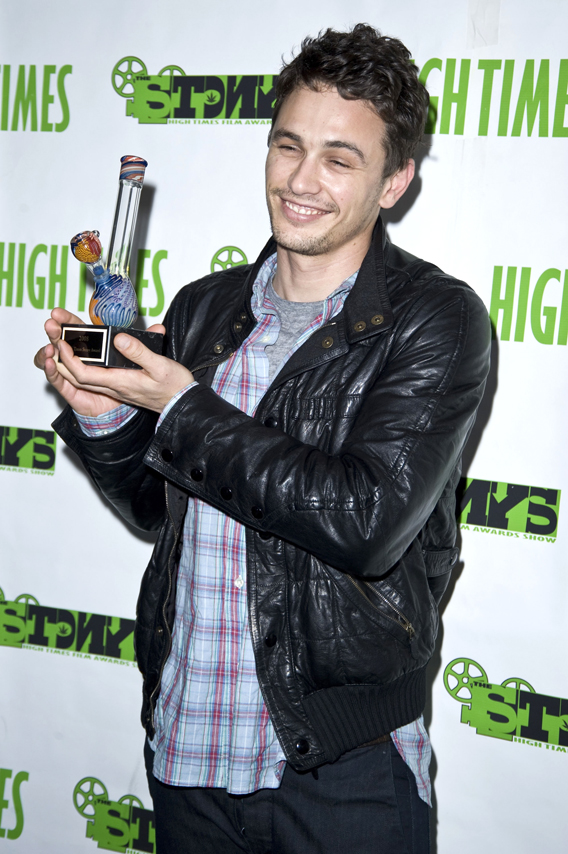 James Franco Scores Big at the Stony Awards