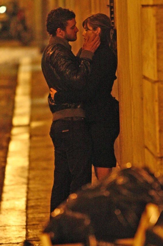 Justin Timberlake and Jessica Biel: Love, Italian Style