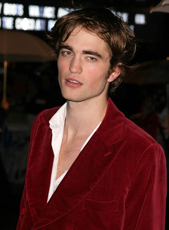 Robert Pattinson: I Love My…Messy Hair