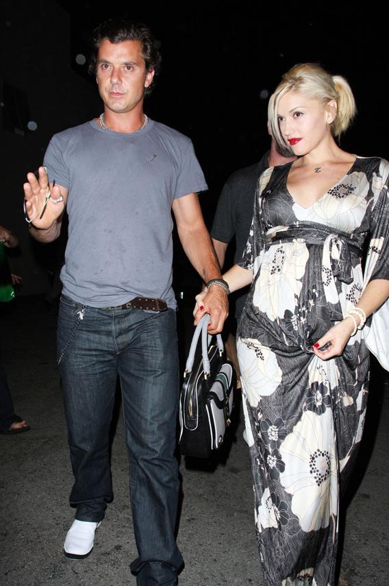 Gwen Stefani and Gavin Rossdale: Missing a Son?