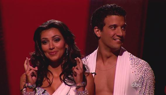 Kim Kardashian Boot-ied Off Dancing w the Stars